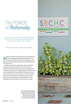 SBCHC Pulse Magazine